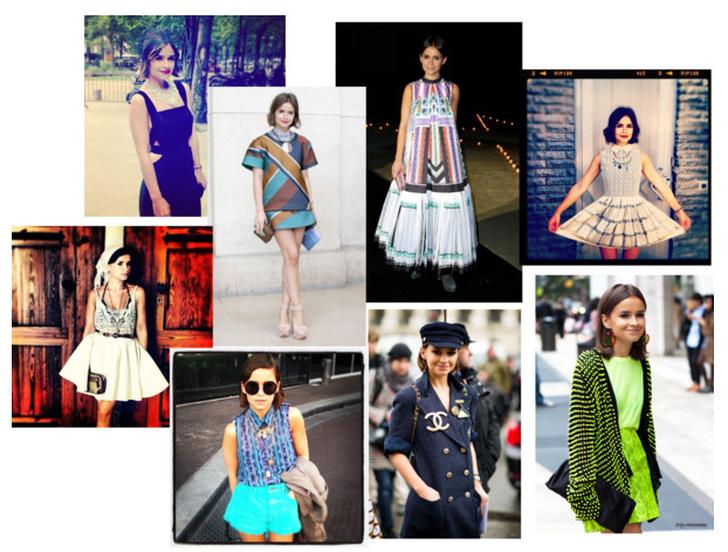 street style fashion definition essay